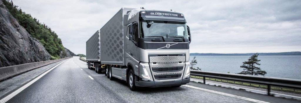 Volvo FH - Den ultimative fjerntransportoplevelse.