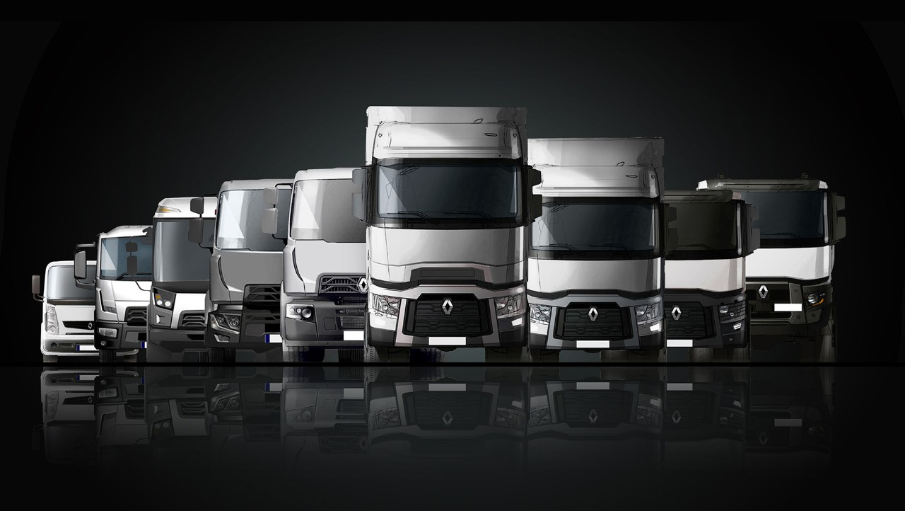 Renault Trucks billeder