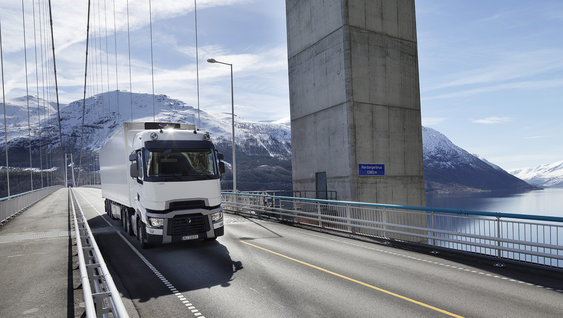 Renault Trucks-videoer på YouTube