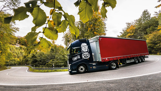 Volvo Selected Used Trucks opfylder de strengeste kvalitetstest.